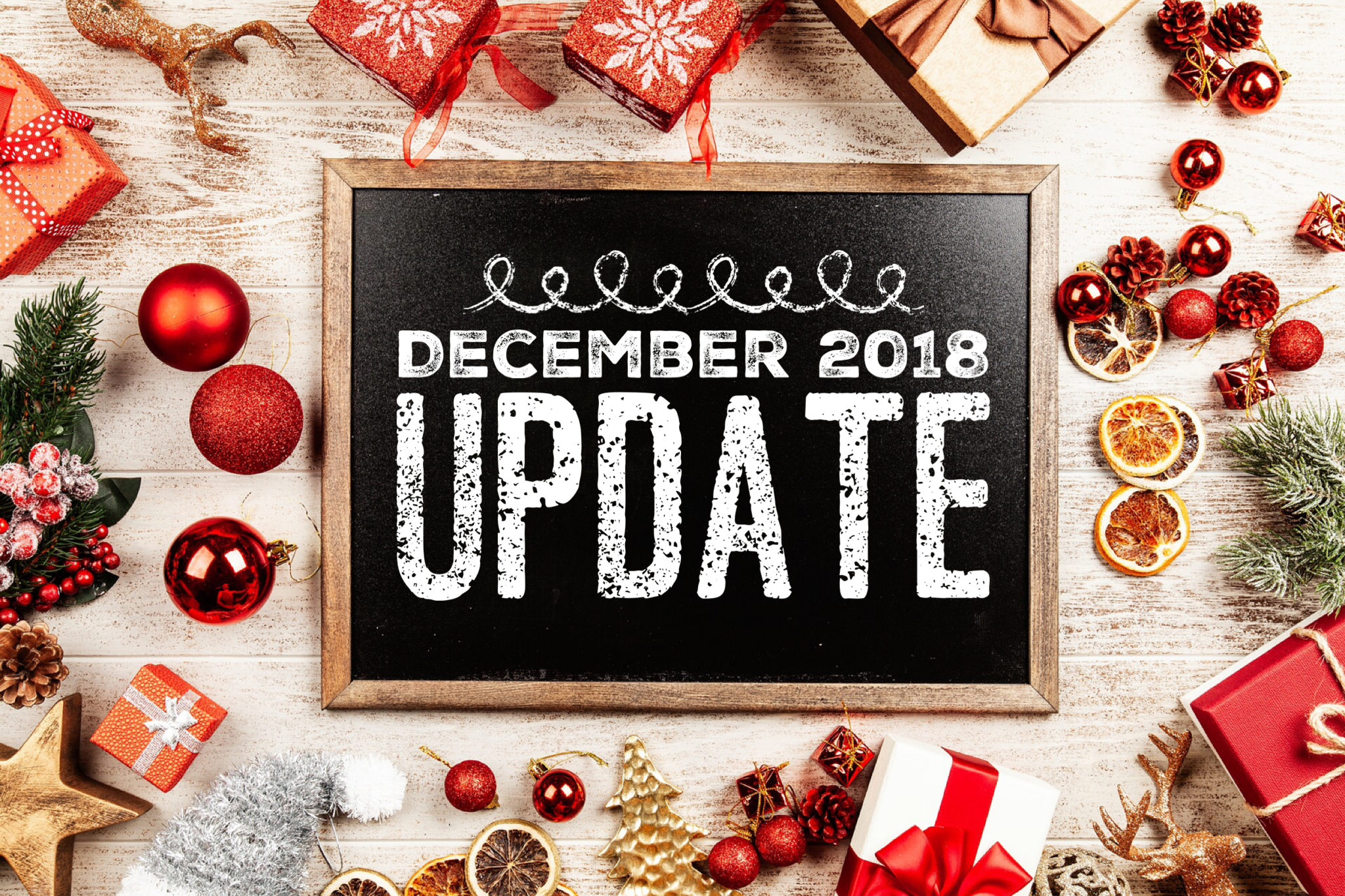 Gray Family Missions Update – December 2018
