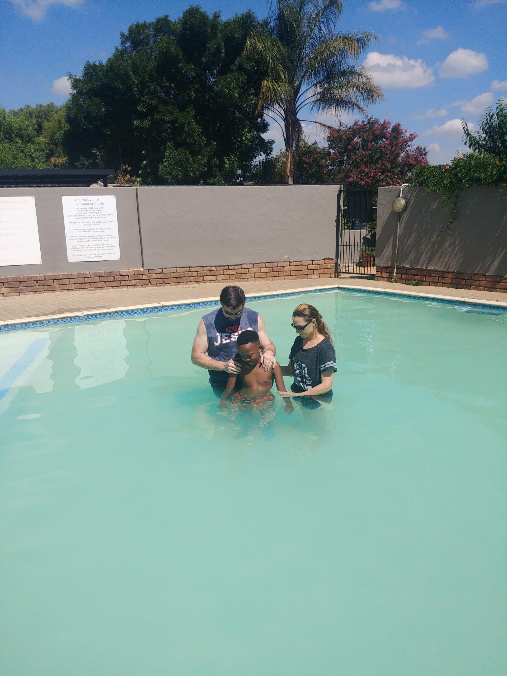 Make Disciples & Baptize Them!